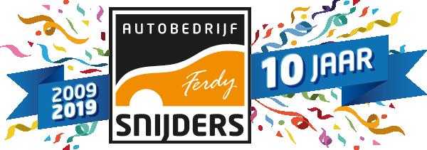 Logo Autobedrijf Ferdy Snijders